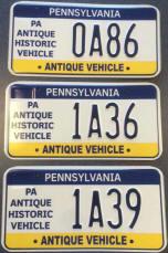 from Ryan Battin & Pennsylvania License Plate Image
