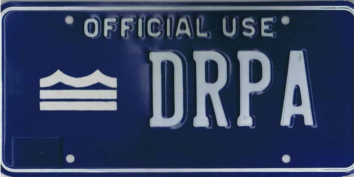 Pennsylvania License Plate Image